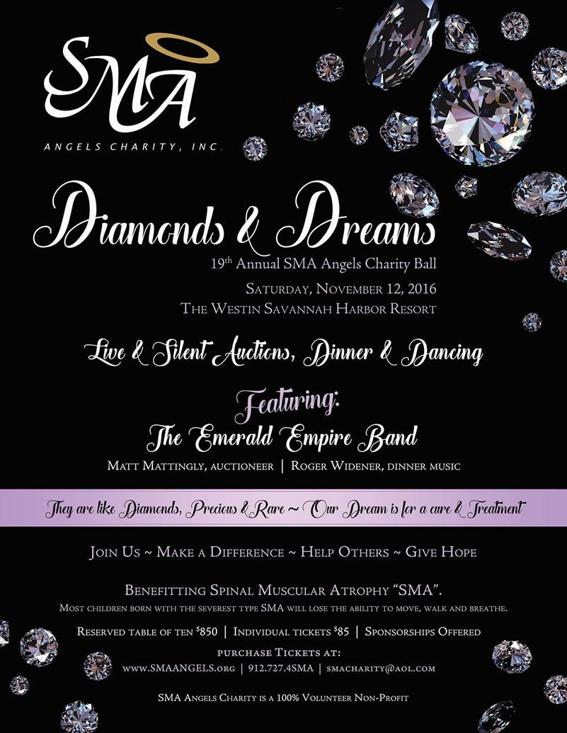 Tate Law Group Is Sponsoring the SMA Charity Ball