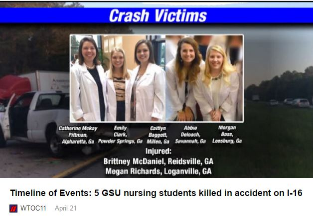 Nursing Student's Family Settles with Trucking Company in